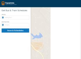 metro-washington.transit-info.com