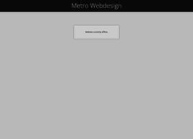 metro-webdesign.info