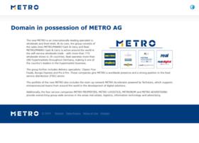 metro.info