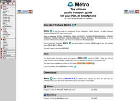 metro.nanika.net