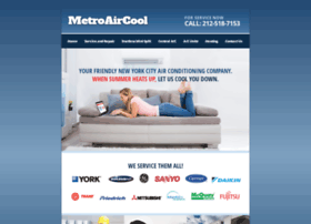 metroaircool.com