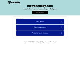 metrobankky.com