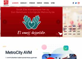 metrocity.com.tr