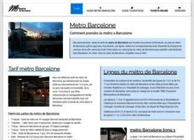 metrodebarcelone.com