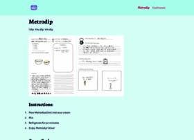 metrodip.com