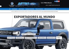 metroexporta.com