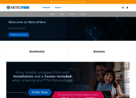 metrofibre.co.za
