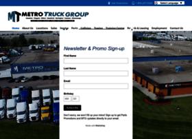 metrofreightlinertrucks.com