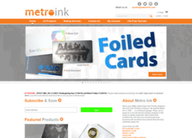 metroinkprinting.com