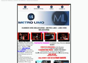 metrolimo.com.au