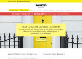 metrolocks.co.uk
