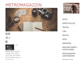 metromagazzin.com.mx