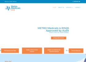 metromedicals.co.uk