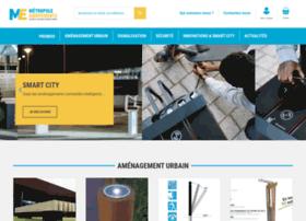 metropole-equipements.com