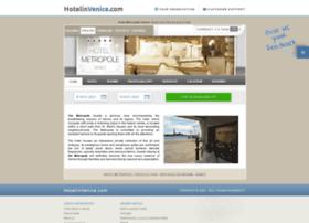 metropole.hotelinvenice.com