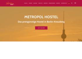 metropolhostel.de
