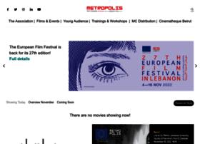 metropoliscinema.net