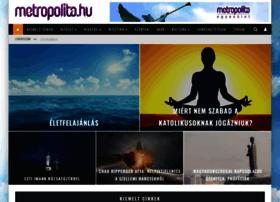 metropolita.hu