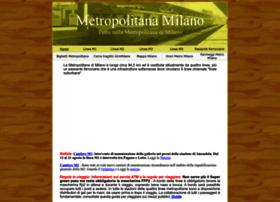 metropolitana-milano.it