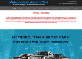 metropolitanairportcars.com