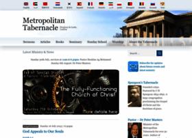 metropolitantabernacle.org