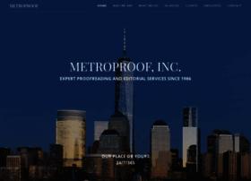 metroproof.com