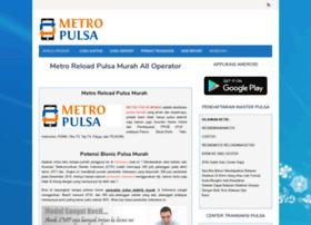 metropulsamurah.com
