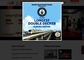 metrorailnagpur.com