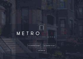 metrorealtycorp.com