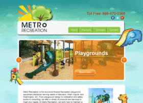 metrorecreation.com