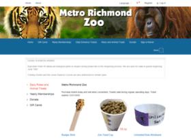 metrorichmondzoo.pfestore.com