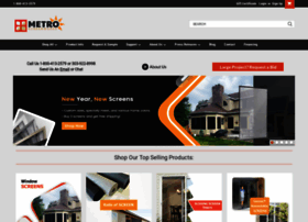 metroscreenworks.com