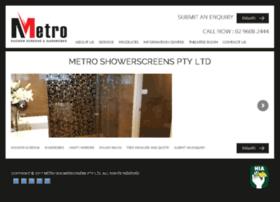 metroshowerscreens.com.au