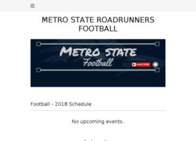 metrostatefootball.com