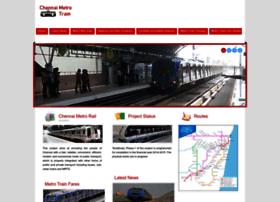 metrotrain.livechennai.com