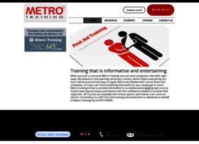 metrotraining.com.au