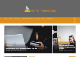 metrotrends.org
