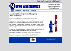 metrowebservice.com