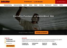 metrowest.certapro.com