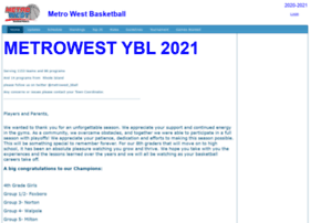 metrowestbball.com