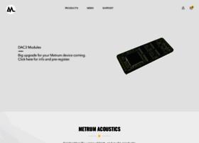 metrum-acoustics.com