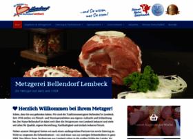 metzgerei-bellendorf.de