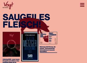 metzgerei-vogt.de