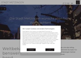 metzingen.com