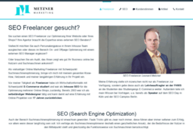 metzner-marketing.de