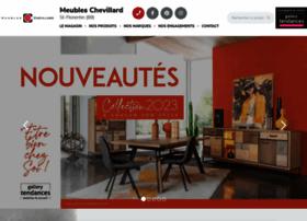meubleschevillard.fr