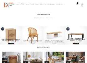meublesetdesign.com
