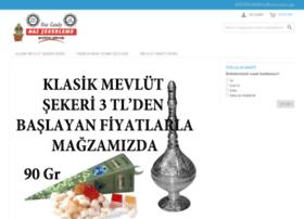 mevlutsekercisi.com