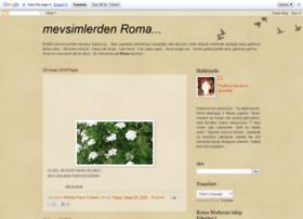 mevsimlerdenroma.blogspot.com