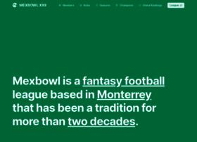 mexbowl.com
